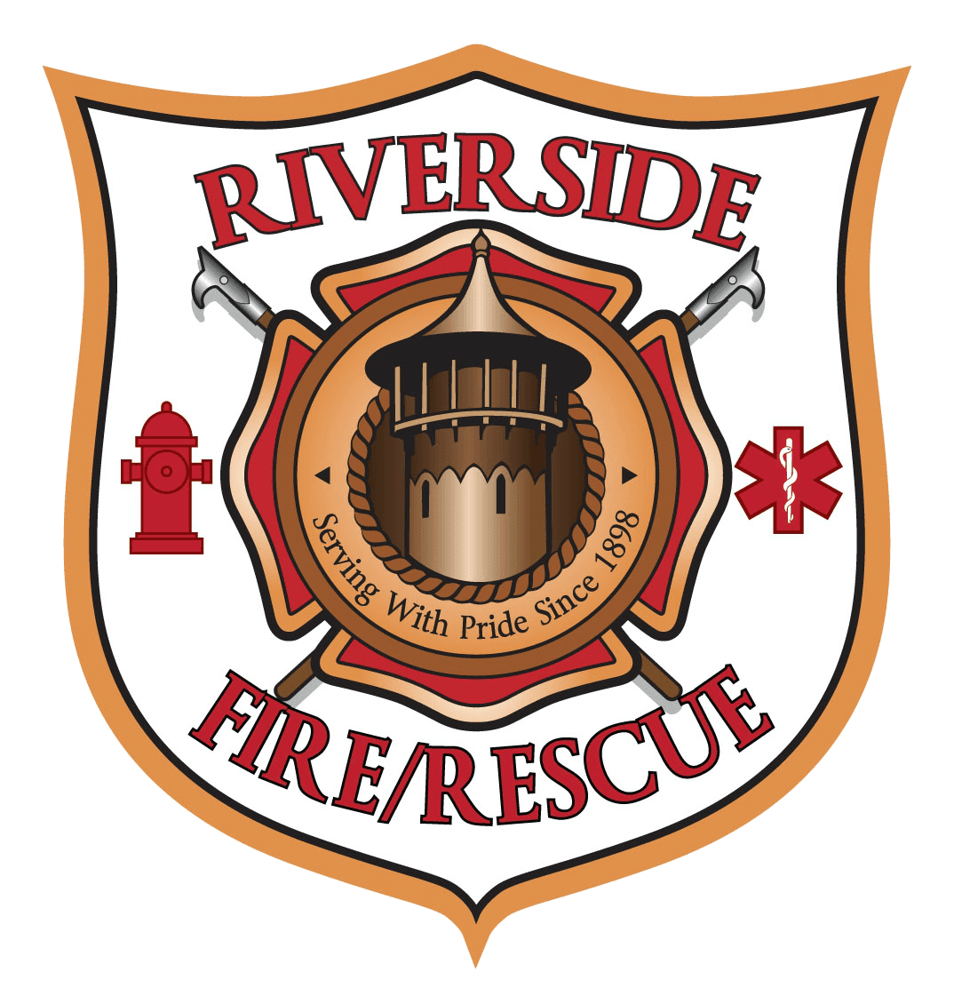 Riverside Fire Department Patch