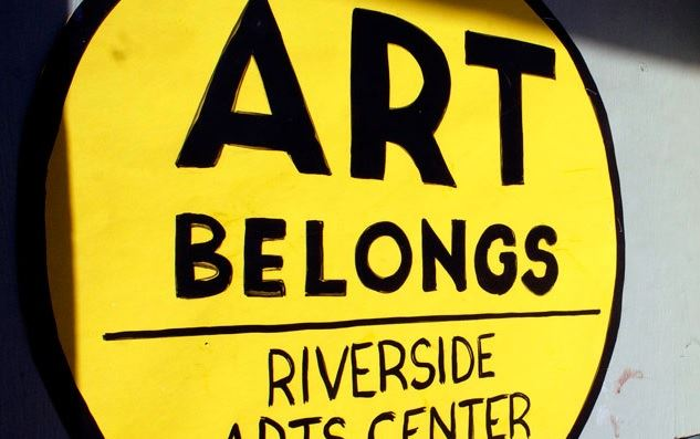 RAC-Art-Belongs-Sign-Yellow-Black