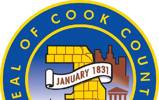 Cook County Illinois Logo