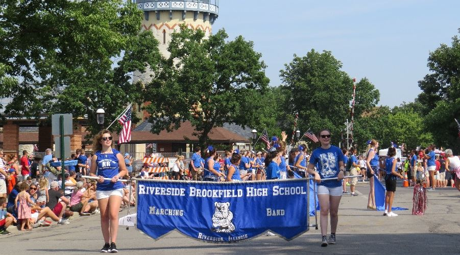 RBHS Band July 4