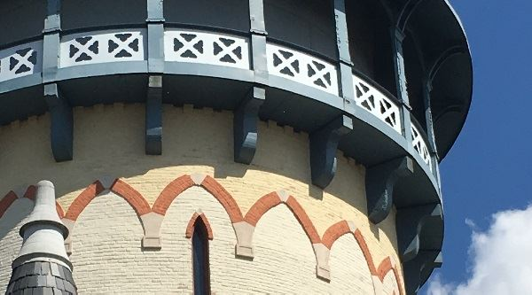 Image Footer - Water Tower Close Up