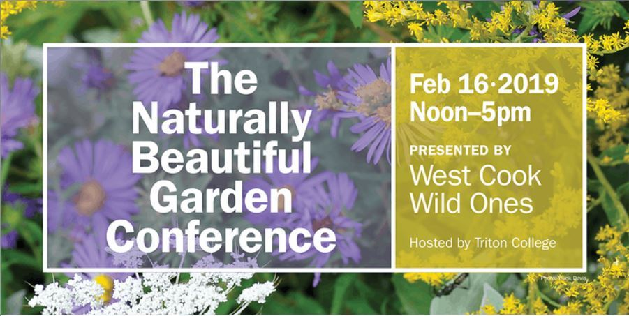 Naturally Beautifyl Garden Conference Wildflowers Promo