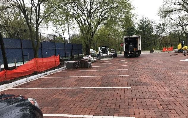 5-3-2019 - Lot 1 Pavers 1
