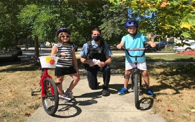 PD Marello and Kids on Bikes