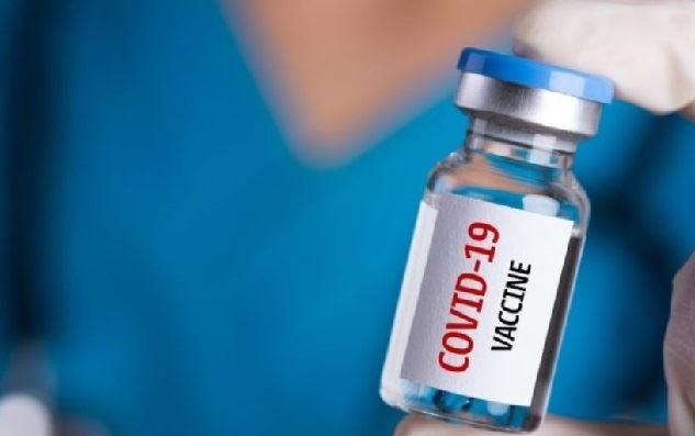 Vaccine Close Up - COVID19
