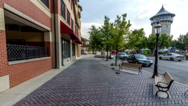 Riverside Streetscape Project