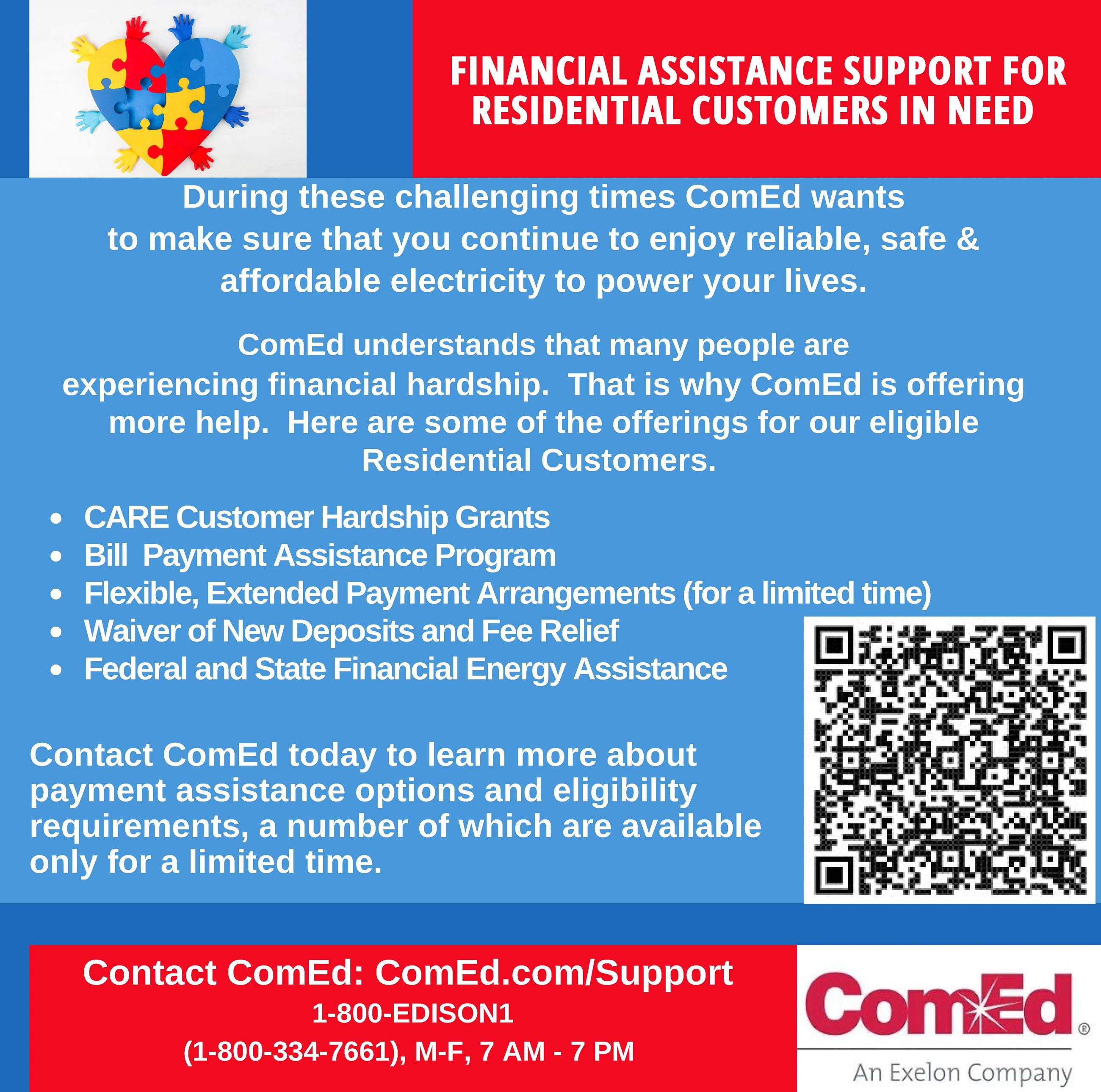 ComEd Customer Assistance During COVID-19 - 7-10-2020_Page_1