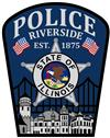 Riverside Police Patch